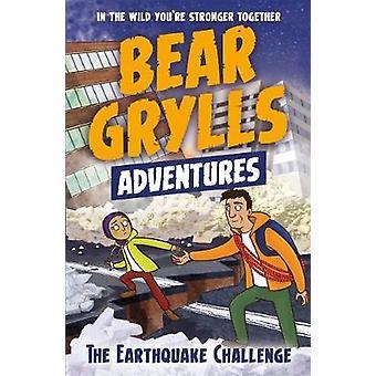 مغامرة Grylls الدب 6-تحدي الزلزال التي تتحمل Grylls-