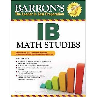 Études mathématiques IB de Allison Paige Bruner - Book 9781438003351