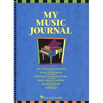 Il mio giornale di musica - libro di assegnazione dell'allievo (Hal Leonard Student Piano Library)