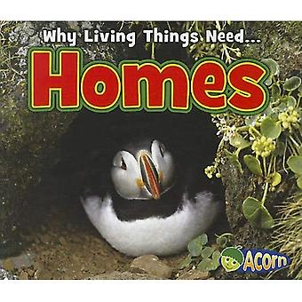 Homes (Why Living Things Need...)