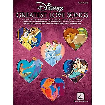 Disney suurin rakkaus kappaleita helppoa Piano kirja