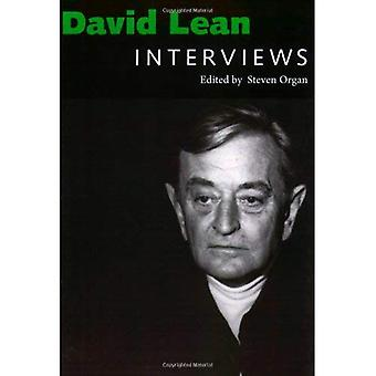 David Lean: Interviews (Conversations with Filmmakers)