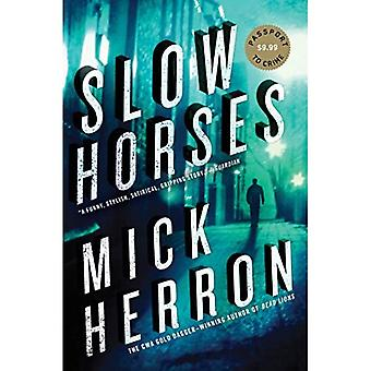 Slow Horses (Slough House)