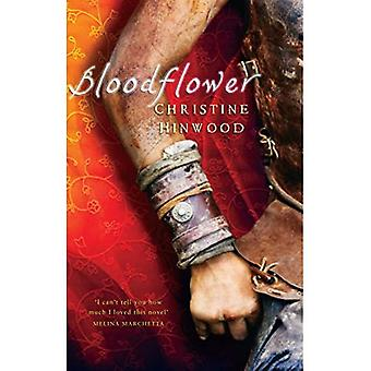 Bloodflower. by Christine Hinwood