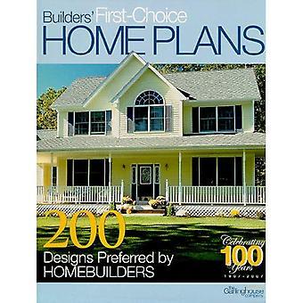 Rakentajat ensimmäinen valinta kotiin suunnitelmia