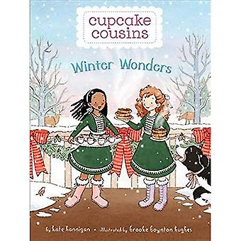 Cupcake kusiner, boka 3 vintern underverk (Cupcake kusiner)