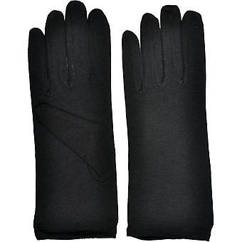 Handschoenen dames Nylon Blk 1 grootte