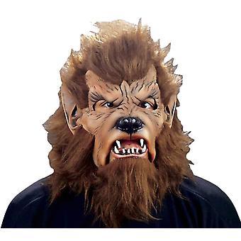 Wolfman Mask For Halloween