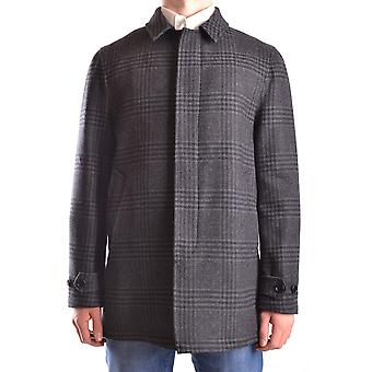 Aspesi Ezbc067062 Hombres's Chaqueta de lana gris