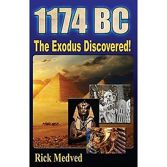 1174 BC de Exodus ontdekt door Mercer & Rick
