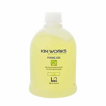 Kin Cosmetics Kinworks Strong Hold Structuring Fixing Gel 500ml