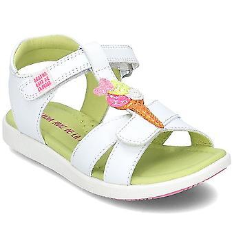 Agatha Ruiz De La Prada 192939 192939CBLANCO2527 uniwersalne letnie buty dla niemowląt
