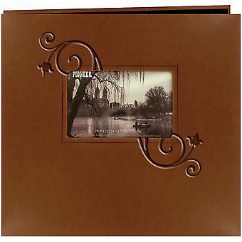 Pioneer wytłoczona skóra postu związanego Album 12