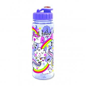 Xpressions Unicorn Glitter Water Bottle