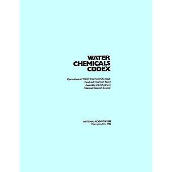 Water Chemicals Codex by Institute of Medicine - 9780309033381 Book