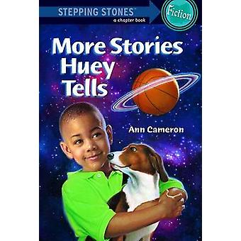 More Stories Huey Tells by Ann Cameron - Lis Toft - 9780679883630 Book
