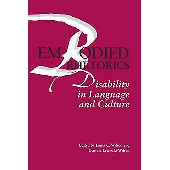 Rhétorique incarnée-handicap dans la langue et la culture (3ème) par James