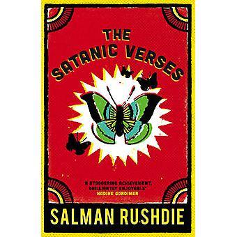 The Satanic Verses by Salman Rushdie - 9780963270702 Book