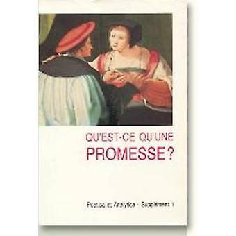 Qu'est-ce qu'une Promesse? by Per Aage Brandt - Annie Prassoloff - 97