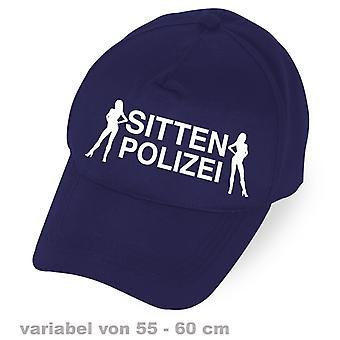Basecap Sittenpolizei Capy