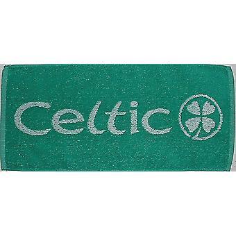Celtic FC Cotton bar håndkle 500mm x 225mm (PP)