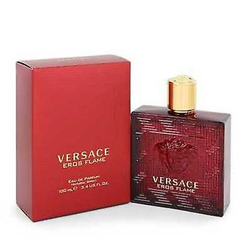 Versace Eros Flame By Versace Eau De Parfum Spray 3.4 Oz (men) V728-544913
