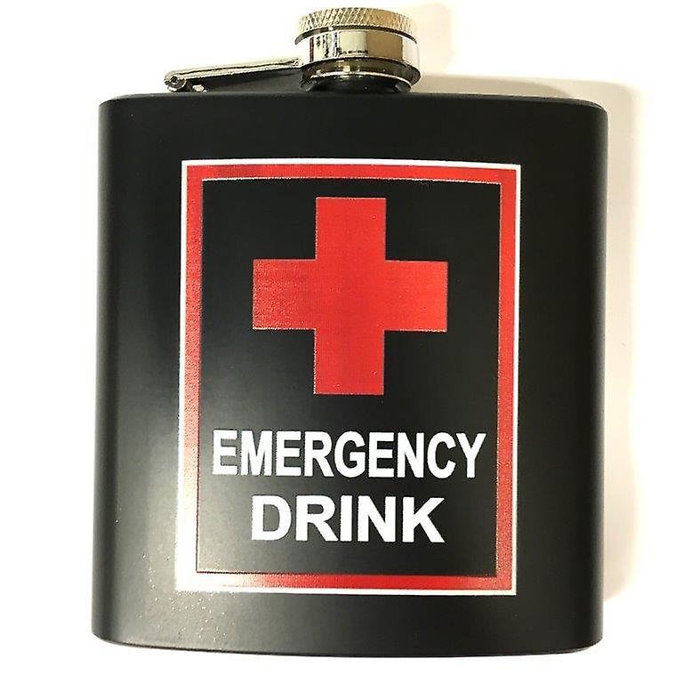 Emergency Hip-flask - fickplunta - 180 ml / 6 oz