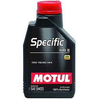 Motul 106317 Synthetic Engine Oil