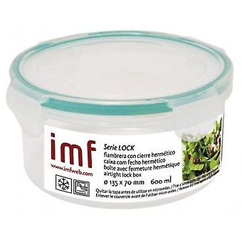 IMF Lock tight seal lunchbox Ø 135X70 / 0.60 L