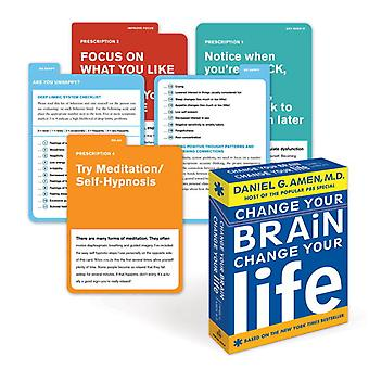 Change Your Brain, Change Your Life Deck 9780307464576