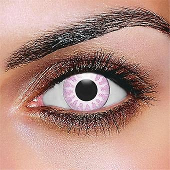 Solar Violet Contact Lenses (Pair)