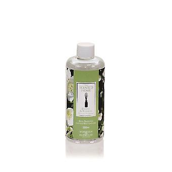 Ashleigh & Burwood Scented Home Reed Diffuser Refill Bottle 300ml Home Fragrance Jasmine & Tuberose