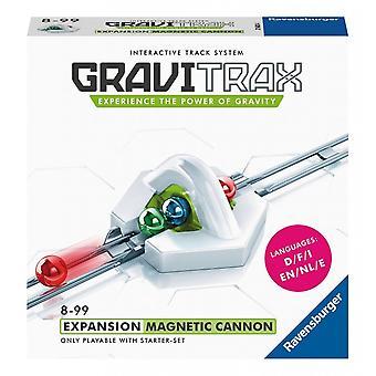 GraviTrax توسيع مدفع مغناطيسي