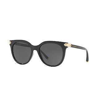 Dolce&Gabbana DG6117 501/87 Black/Grey Sunglasses