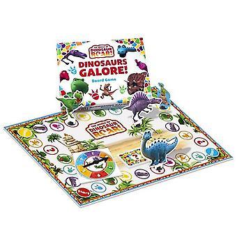 ديناصور ديناصورات Galore Board Game