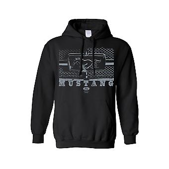 Unisex Hoodie Ford Mustang Wabengrill