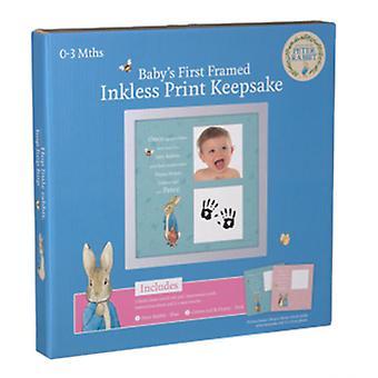 Beatrix Potter Baby Hand/Foot Ink Print Giftset