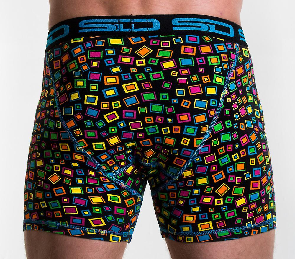 Smuggling Duds Stash Boxers - Technicolour