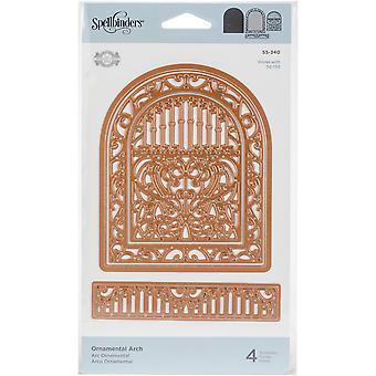 Spellbinders Shapeabilities Dies - Ornamental Arch
