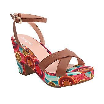 Desigual Women's Sandalia Bloque Sandals