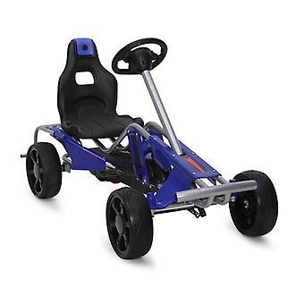 Go Kart pour enfants, voiture à pédales 1503, pneus EVA, siège réglable à partir de 5 ans