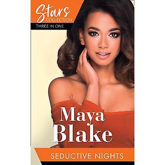 Mills Boon Stars Collection verleidelijke avonden door Maya Blake