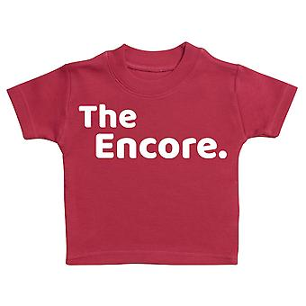 The Original, Remix, Encore and Mic-Drop - Matching Set - Baby Bodysuit & Kids T-Shirt, Mum & Dad T-Shirt