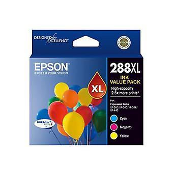 Epson 288XL DURABrite Ultra Ink Value Pack