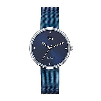 -Watch Go Girl Only 695182 steel Silver woman