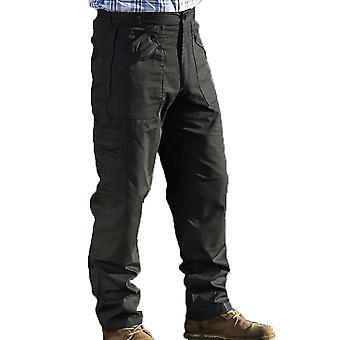 Mens Champion Kirkwall Elasticated Thermal Lined Water Resist Chino Trousers