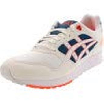 ASICS Tiger men ' s gel-saga schoenen, 8,5 m, wit/Flash koraal