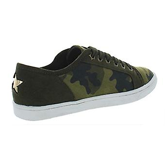 American Rag Womens Melina Faux Leather Sneakers