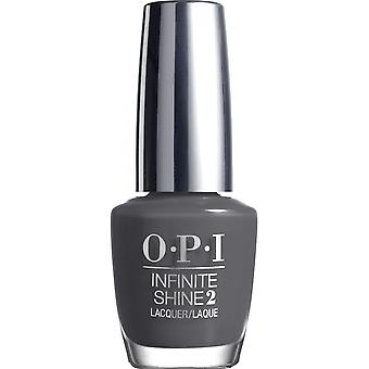 OPI Infinite Shine Nail Polish - Steel Waters Run Deep