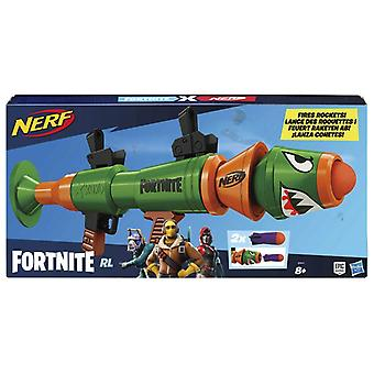 Nerf Fortnite RL Blaster - Fires Foam Rockets Toy